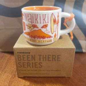 Starbucks Waikiki Mug Ornament